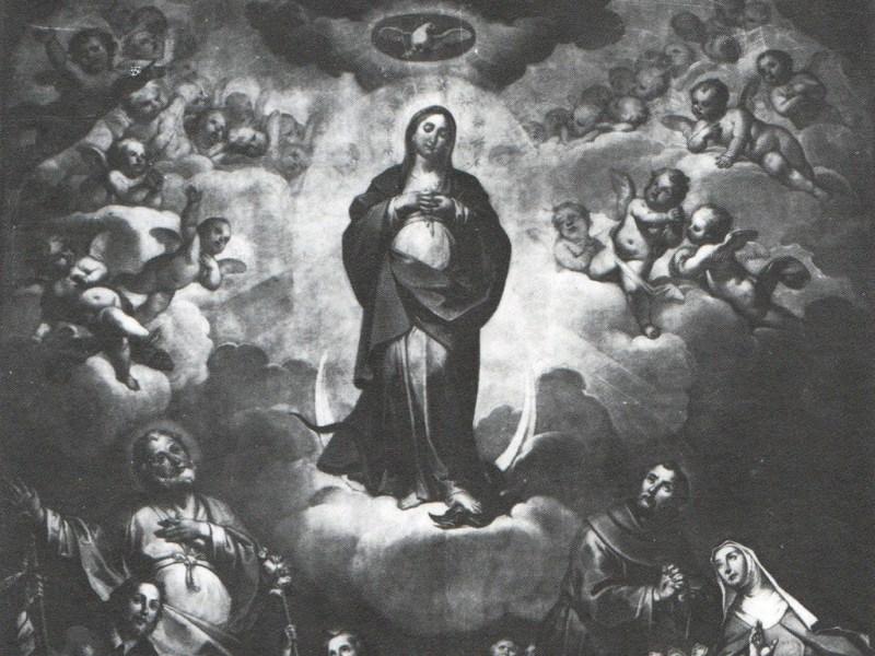 Il dipinto del 1719 - La Pala di San Giuseppe di Giovanni Antonio Cappello