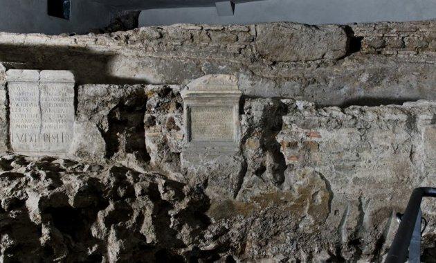 Roma, la fonte di Anna Perenna e il mistero delle bambole voodoo