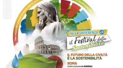 Fai la Differenza, a Roma torna il Festival della Sostenibilità, dal 10 luglio al 19 settembre