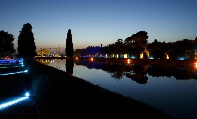 Tivoli Villae Cantiere Cultura, villa adriana