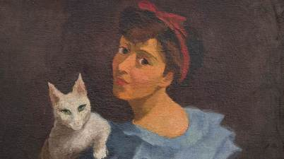 Katy Castellucci e la Scuola Romana, la doppia mostra a Villa Torlonia