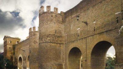Intorno alle Mura, domenica 26 settembre storia, arte e poesia tra le Mura Aureliane