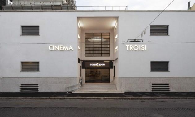 Roma, dopo otto anni riapre il Cinema Troisi grazie ai ragazzi del Piccolo America