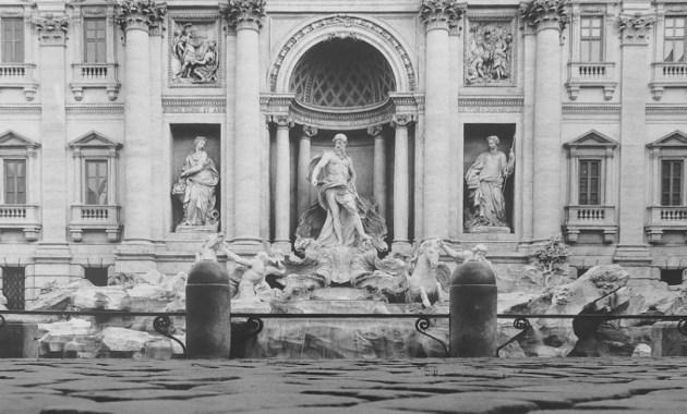 """""""Roma Senza"""", il lockdown del 2020 nella mostra fotografica di Alessandro Di Meo alla Casa delle Letterature"""
