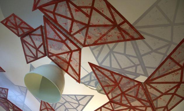 Space (M) Invaders, la nuova installazione di Pamela Ferri per StudioODA