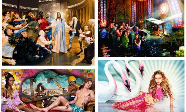 David LaChapelle, dodici grandi scatti del fotografo pop surrealista