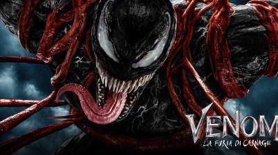 Venom in vetta al box office, secondo posto per l'ultimo James Bond