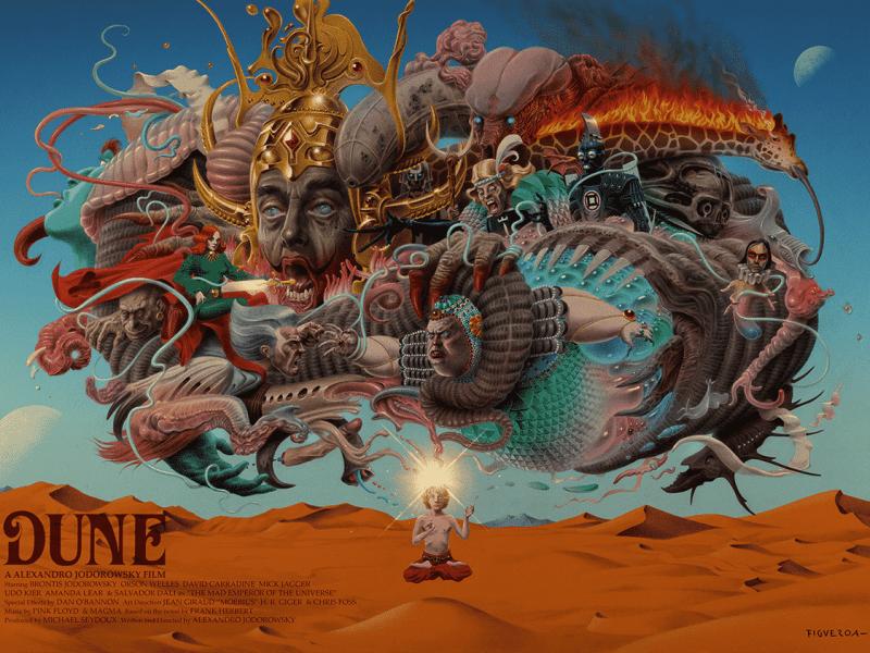 """Dune di Alejandro Jodorowsky, """"il film più importante dell'umanità"""" mai uscito"""