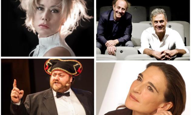 Il teatro Il Parioli torna in scena con Nancy Brilli, Stefano Fresi, Lina Sastri, Ale e Franz