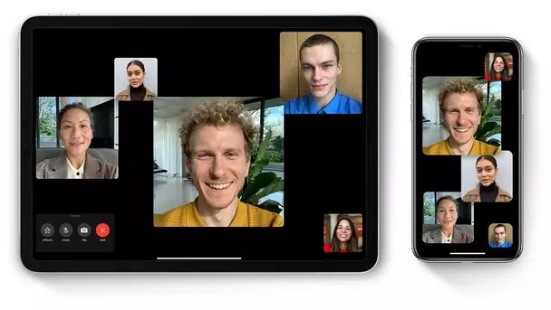 How to make a Group FaceTime call