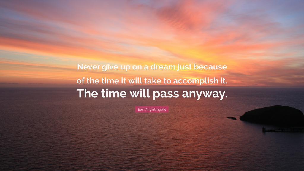 鼓勵堅持不放棄夢想的句子,高清圖片,藝術壁紙-回車桌面