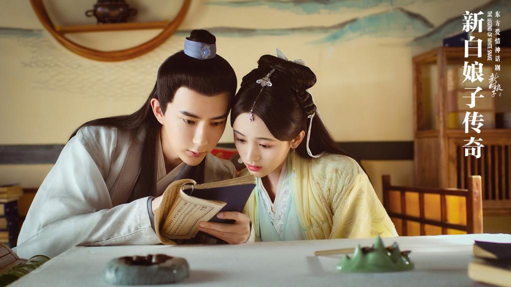 新版古裝電視劇《新白娘子傳奇》.劇照圖片.高清壁紙.中國影視-回車桌面