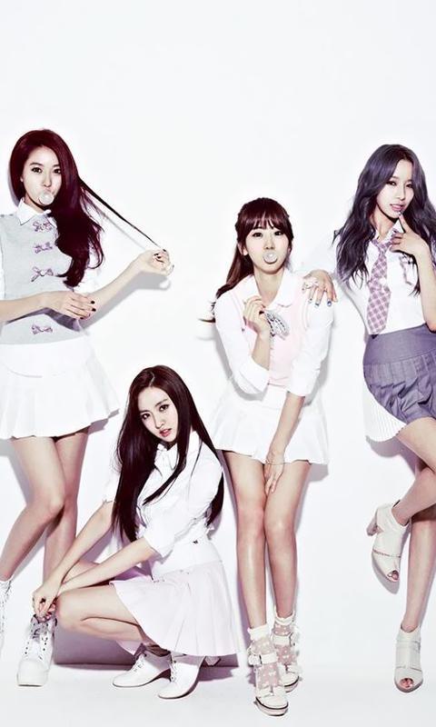 2560x1440 Girl Wallpaper Bestie韩国组合 锁屏图片 高清手机壁纸 明星 回车桌面