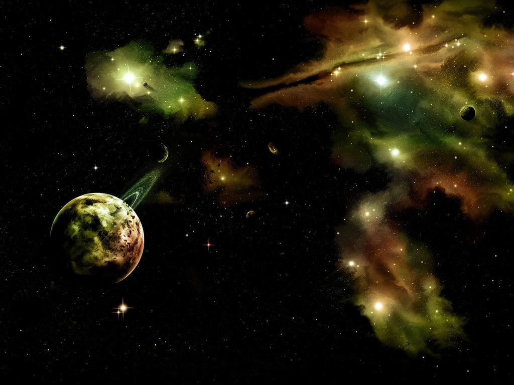 浩瀚星辰,高清壁紙,風景圖片-回車桌面