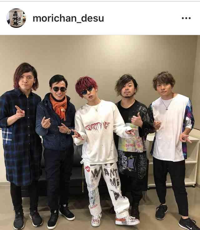森進一&昌子の三男Hiroの達者なトークに松本人志も驚き…兄はワンオクTaka   ガールズちゃんねる - Girls Channel