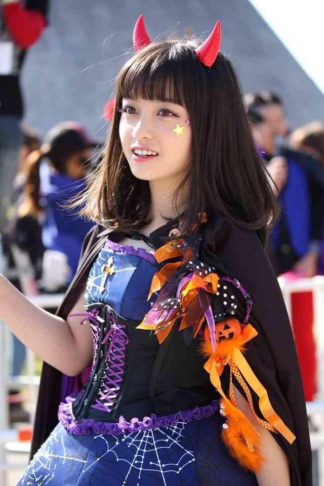 1000年に1人の美少女・橋本環奈さんのハロウィンコスプレがガチで可愛すぎると話題に