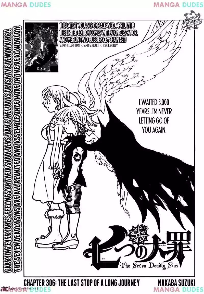 Nanatsu No Taizai 306 : nanatsu, taizai, Nanatsu, Taizai, Chapter
