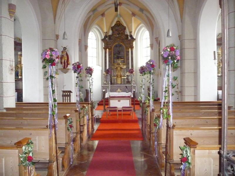 Dekoration Hochzeit Eichsfeld