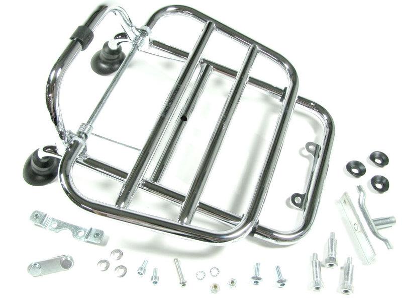 Gepäckträger vorne für Vespa GtS 125 bis 250 .Klappbar