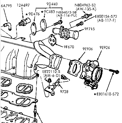 ford contour wiring harnes wiring diagram database Ford 4.0 V6 Engine Diagram ford 4 0l ohv engine diagram auto electrical wiring diagram ford contour wiring harnes