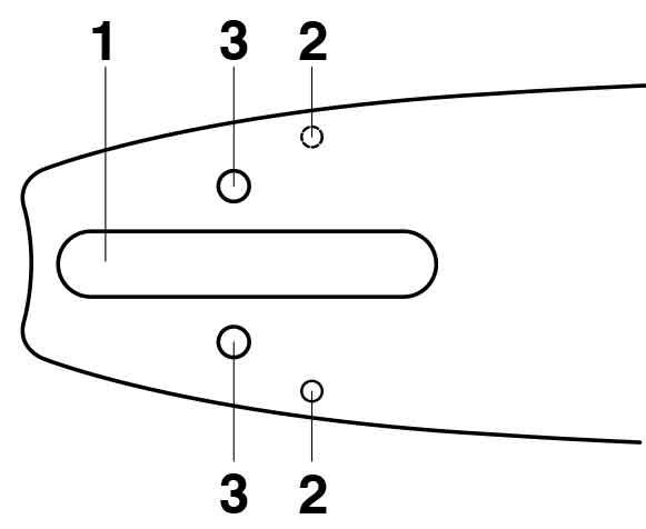 Stihl Schienenanschluß 3002 3003 • Motorsägen-Portal