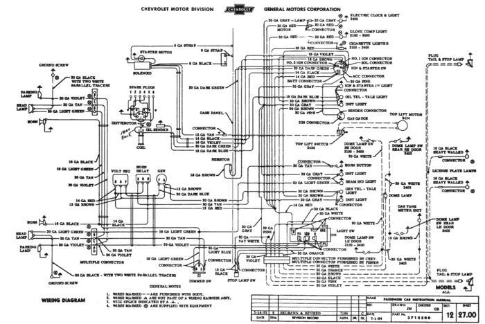 Schaltplan Jeep Cj7