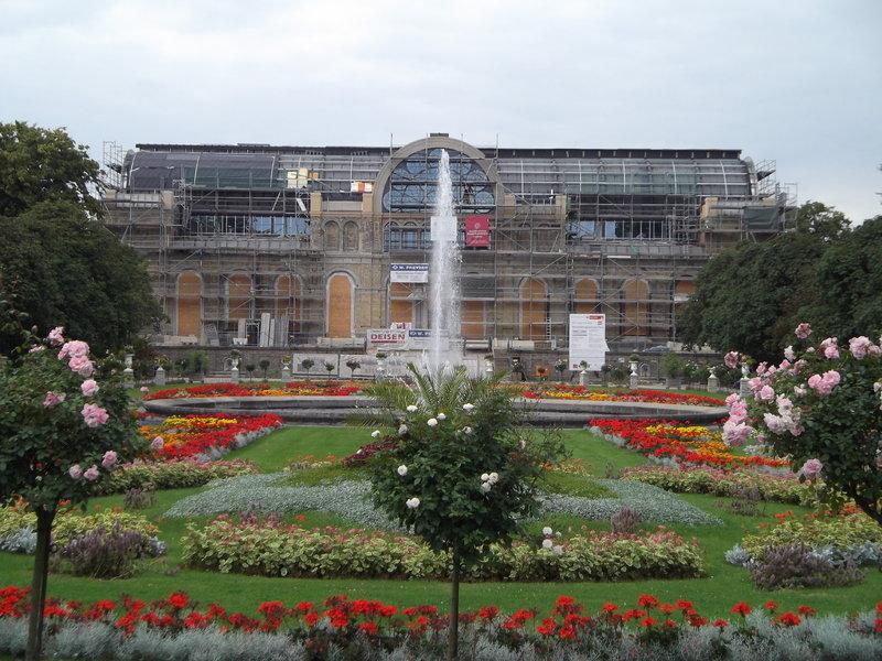 """Flora"""" Botanischer Garten Köln Minerva's Gartenforum"""