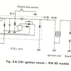 5 Pin Cdi Box Wiring Diagram Of Cellular Energy New Racing Toyskids Co Vintage Dirt Bike Q A U2022 View Topic 1980 Rm 80 Wire