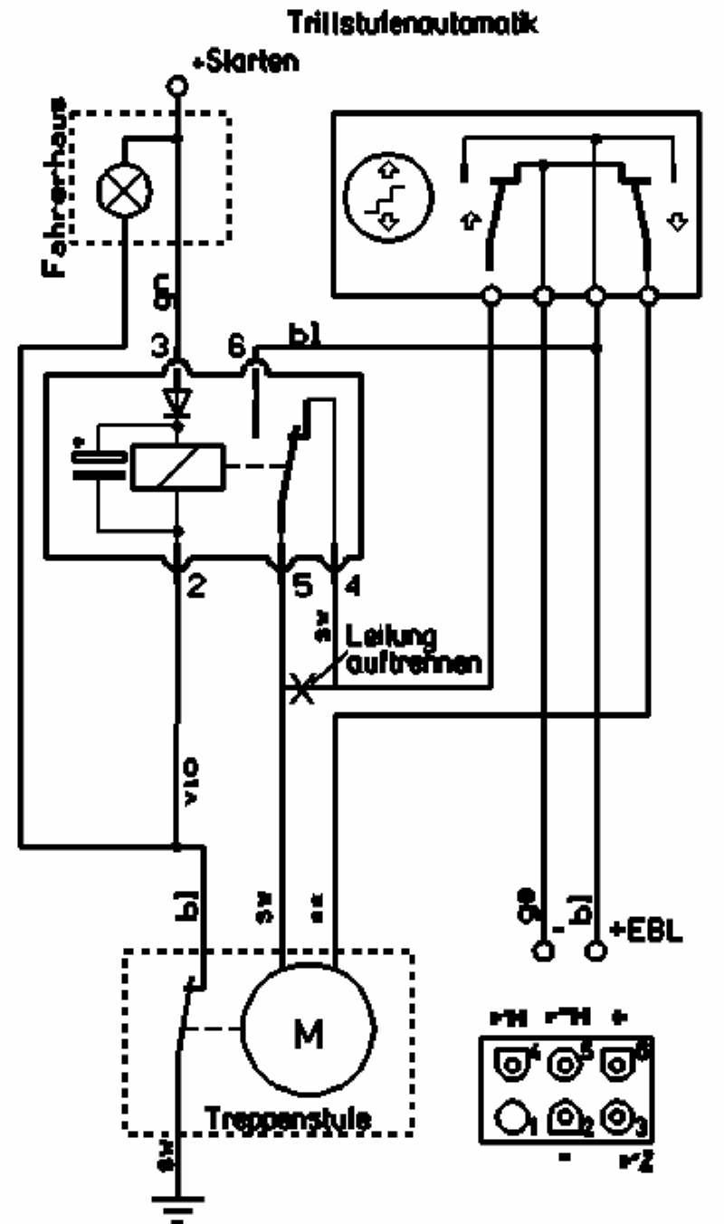 marque schema cablage electrique interrupteur