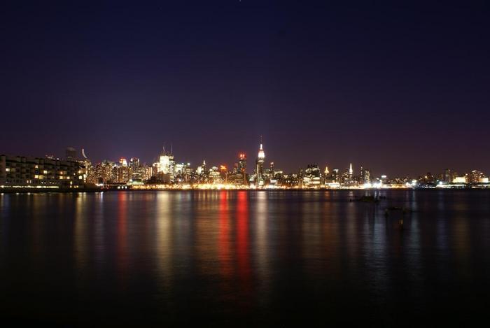 Upper Manhattan, 30 Sek, F/11, 18mm