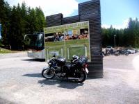 Reiseberichte / Motorradgeschichten  Schweiz und umzu