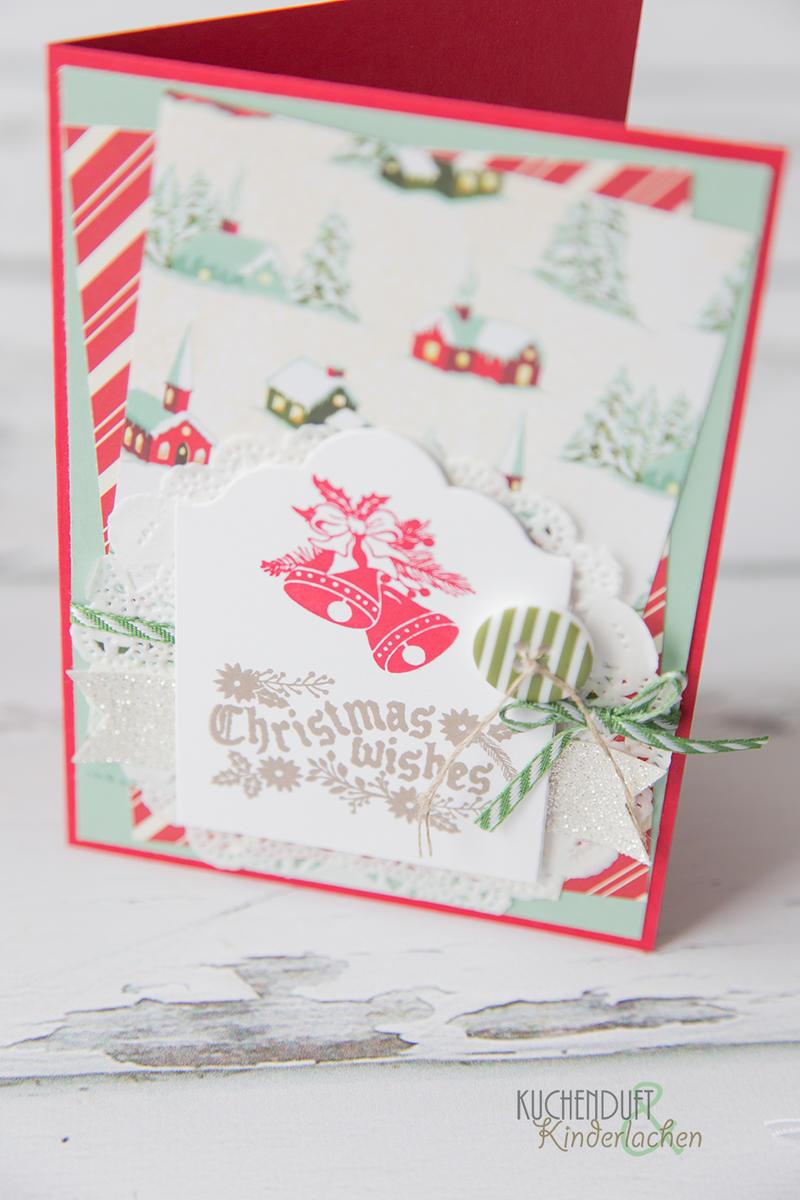 Ansprechend Edle Weihnachtskarten Basteln Referenz Von Die Dritte Weihnachtskarte Sowie Die Verpackung Und