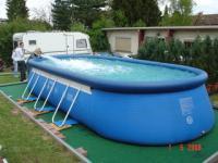 Bestway pool ring reparieren  Schwimmbad und Saunen