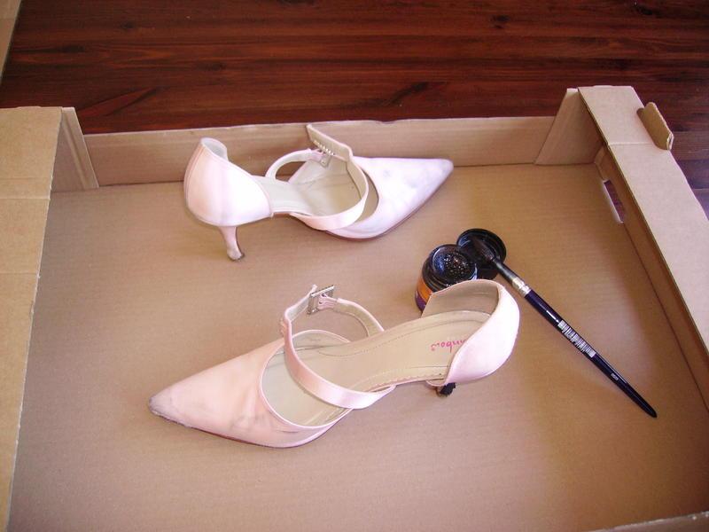 ReRainbow Schuhe frben