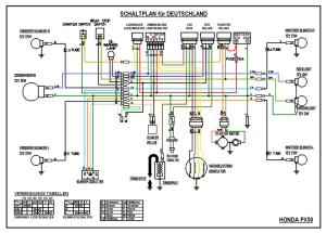 Yamaha 50cc Wiring Schematic  Auto Electrical Wiring Diagram