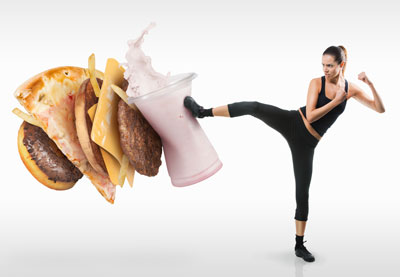 Kicking the Fast Food Habit