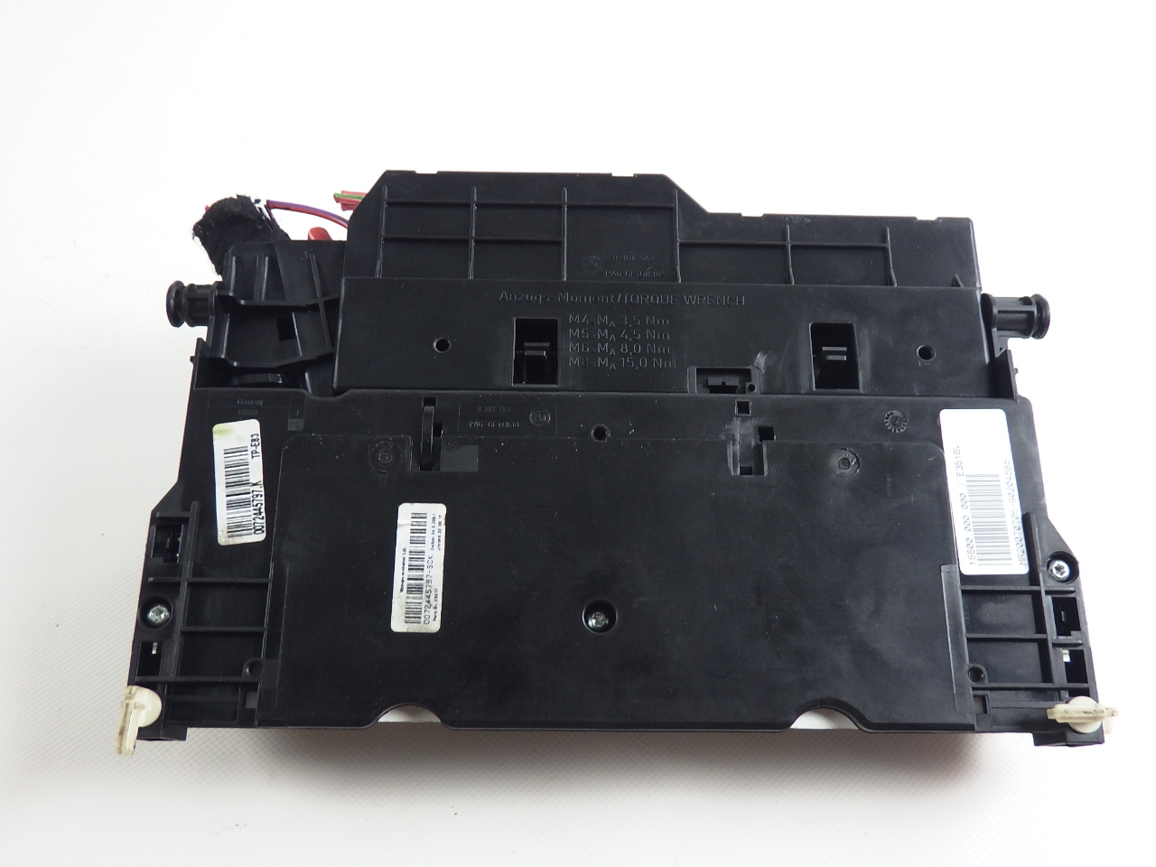hight resolution of details about 61138364530 fuse box bmw x3 e83 2 0d 130 kw 177 ps 09 2007