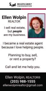 Ellen Wolpin Real Estate Ad