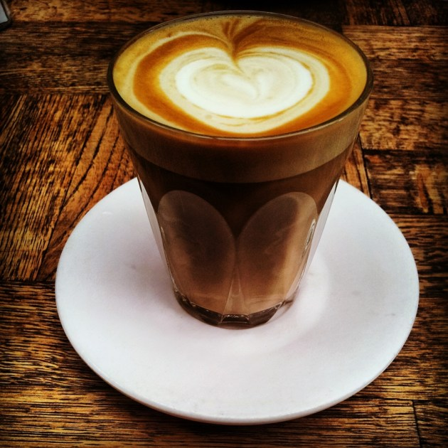 Arte de fazer café, everywhere in Melbourne!