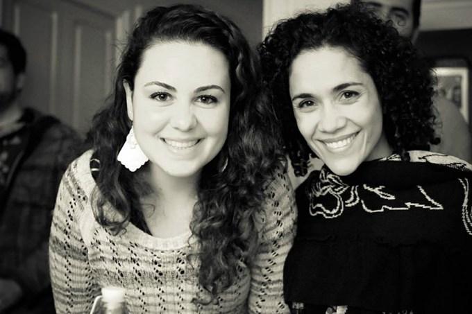 Marina e eu, by Pedro Paulo, o mesmo amigo que tirou as fotos do meu aniversário desse ano.