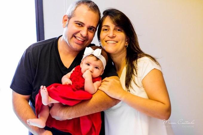 Israel, Tati e Cecília: amor incondicional na sua mais bela forma! Muitas saudades de vocês, amigos amados!