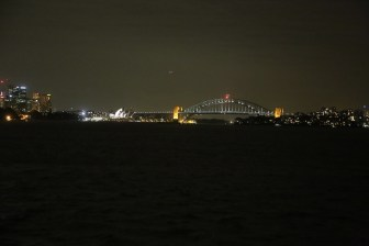 Darling Harbour Bridge