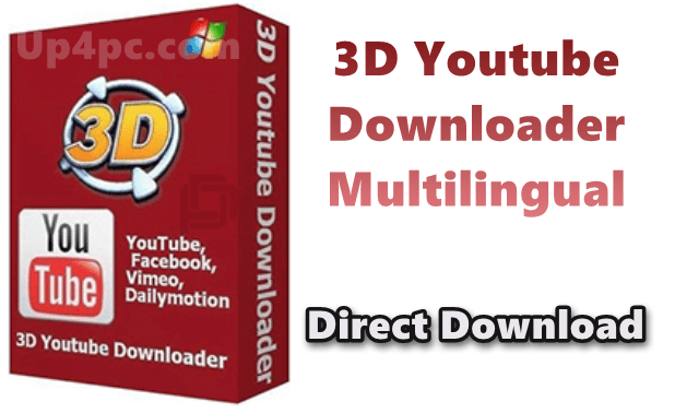 3D Youtube Downloader Batch 2.10.13 With Crack [Latest]