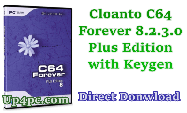 Cloanto C64 Forever 8.2.3.0 Plus Edition with Keygen