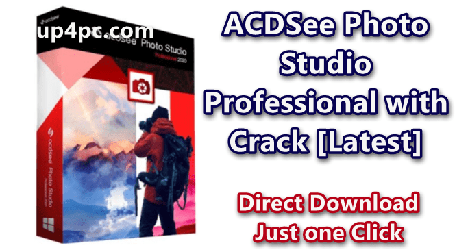 ACDSee Photo Studio Professional 2020 13.0 Build 1369 with Crack [Latest]