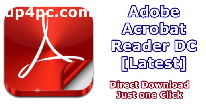 Adobe Acrobat Reader DC 2019.012.20047 [Latest]