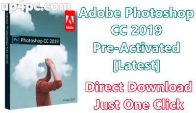 Adobe Photoshop CC 2019 20.0.7.28362 Pre-Activated [Latest]