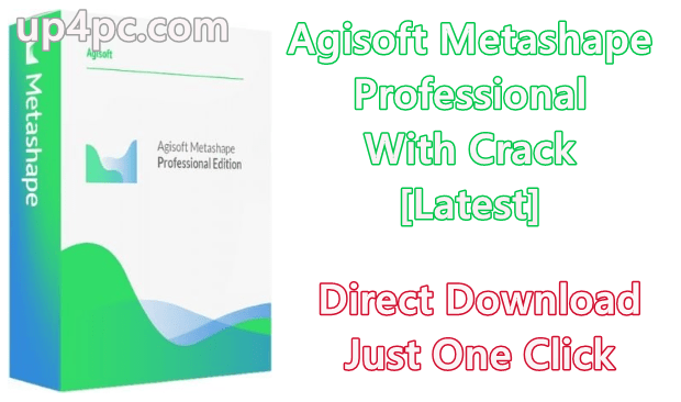 Agisoft Metashape Professional 1.5.5 Build 9097 With Crack [Latest]