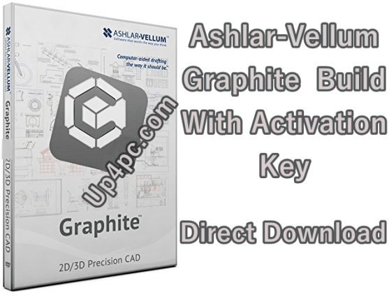 Ashlar-Vellum Graphite v12 SP0 Build 12.0.12 With Activation Key