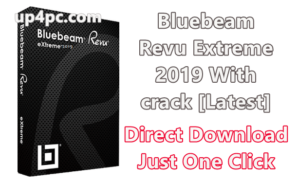 Bluebeam Revu Extreme 2019 With crack [Latest]